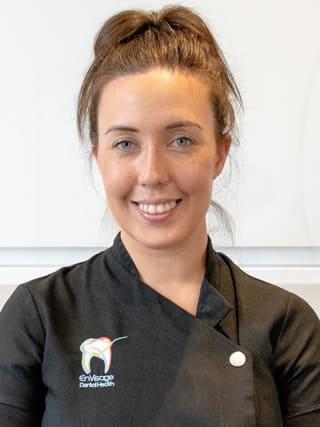 Leanne Bell, dental nurse, Falkirk